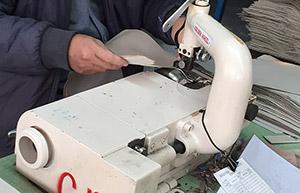 铲皮机——恩典皮具生产设备