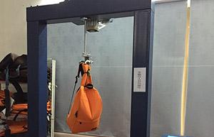 国标负重冲击测试机——恩典皮具生产设备