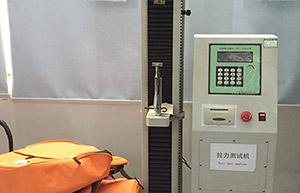拉力测试机——恩典皮具生产设备