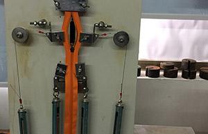 拉链往复试验机——恩典皮具生产设备