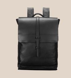 真皮背包定制:EN-005|东莞皮具厂