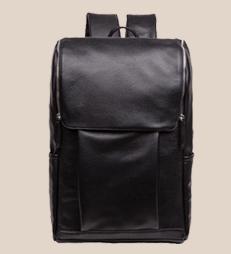 简约时尚双肩包定制:EN007|皮具厂